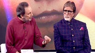 Banega Swasth India Launch with Amitabh Bachchan and Prannoy Roy