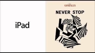 Musique de pub - iPad - Never Stop