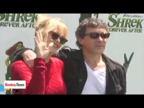 Sharon Stone And Antonio Banderas Dating? Actress Slams