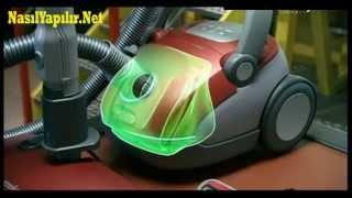 Elektrik Süpürgesi Nasıl Çalışır?