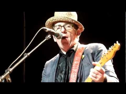 Elvis Costello - Video Compile - State Theatre, Sydney - 30-01-2013