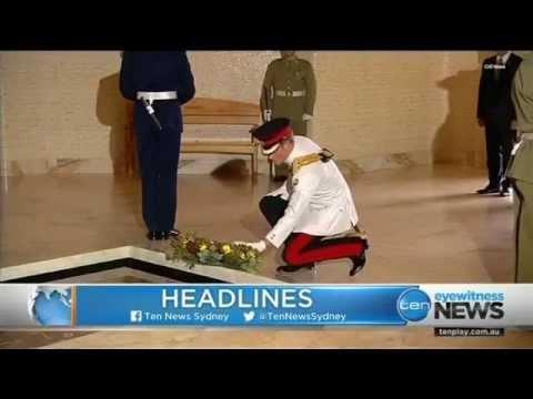 Ten Eyewitness News Sydney | Update - (06.04.2015)