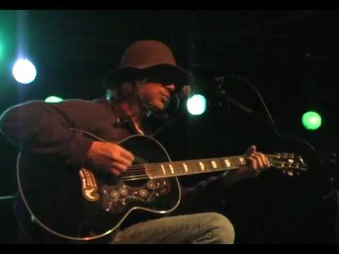 Todd Snider Doublewide Blues 09-17-09 Windjammer Isle of Palms, SC