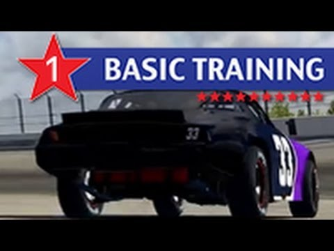 Basic Training: Welcome to iRacing - Chap. 1