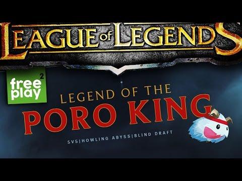 LEGEND OF THE POROKING! - League of Legends feat. Dosman - auf gamiano.de