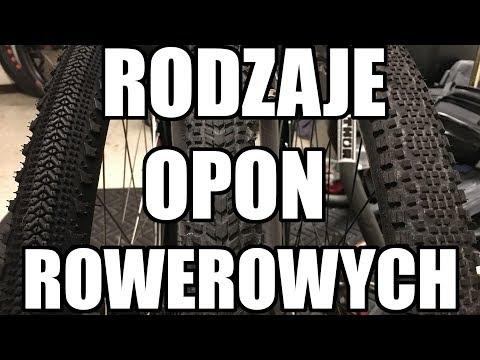 Rodzaje Opon Rowerowych // Rowerowe Porady