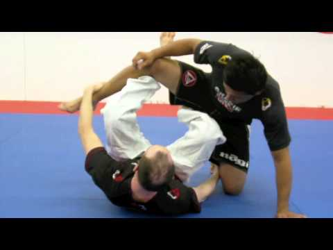 No Gi Grappling: Sweeps - Butterfly Guard to Waiters Sweep with Tim Gillette Image 1