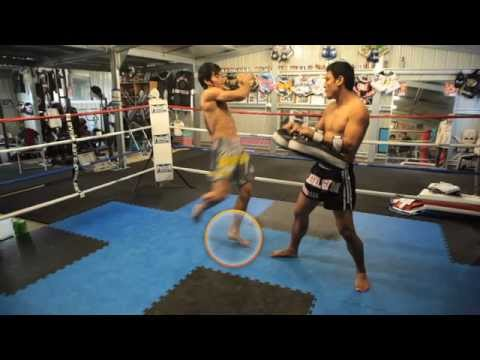 The Secrets to the Perfect Muay Thai Kick: Demonstrated by a Lumpinee Champion Image 1