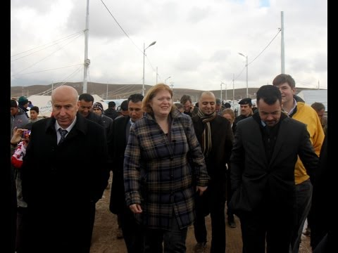 Assistant Secretary Richard Meets With Syrian Refugees in Iraq