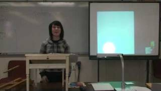 SPEECH #7--Portfolio presentation--Sarah Holcomb--Winter 2009 1500