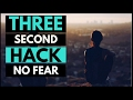 How To Overcome Fear And Anxiety In Under 3 Seconds MUST WATCH mp3