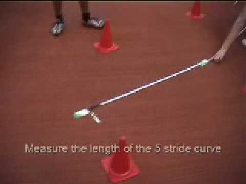 High Jump Diagram High Jump Run up Calculation