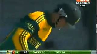 Pakistan Vs South Africa 3rd ODI 6 November 2013 PAK Vs SA 6 Nov 2013 Full Highlights Part1