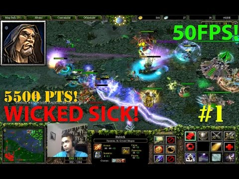 ★DoTa 6.83d Rubick - GamePlay | Guide★ Wicked Sick! ★ #1