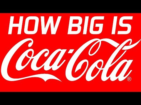 How BIG is Coca-Cola? | Size, History, Facts
