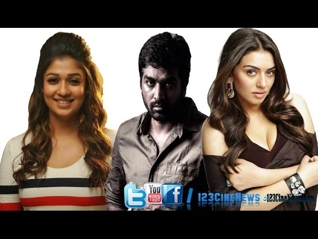Aishwarya Dhanush to direct Vijay Sethupathi?| 123 Cine news | Tamil Cinema news Online