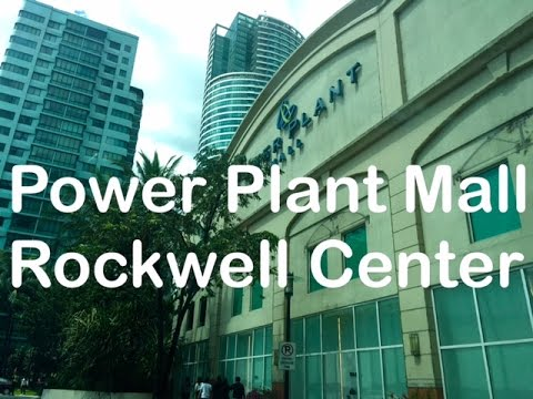 Power Plant Mall Rockwell Center Makati Overview 2015 by HourPhilippines.com