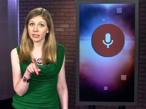 CNET Update - Google talks back in new voice search