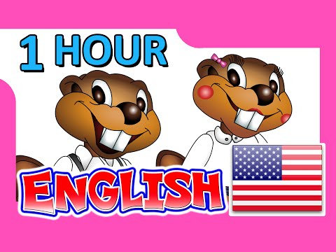 english Level 2 Dvd - 1 Hour, Learn To Speak English, Teach Esl, Efl, Kids Language School video