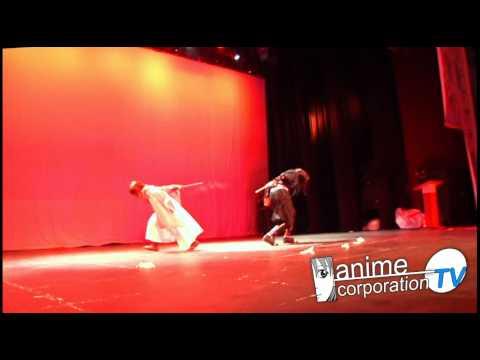 Natsu Matsuri - Cosplay In Kaikan3 Presentación Sangaku Hentai video
