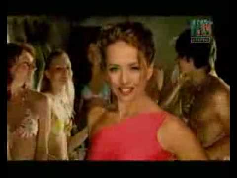 Russsian Pop Music * Zhanna Friske - Gde-to Leto* Awesome Russian Pop Music.