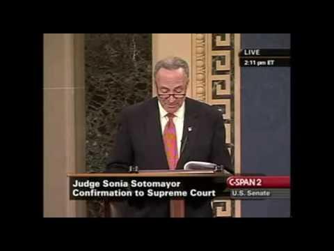 2009-08-05 - Charles Schumer - Senate Debate on Empathy (64 of 90)