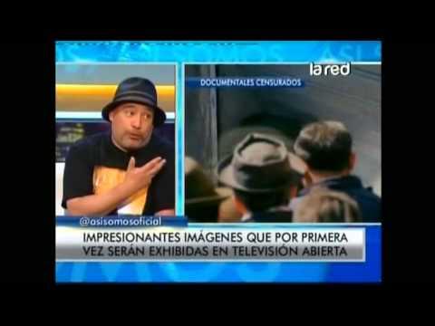 Salfate revela imágenes que por primera vez serán transmitidas en TV