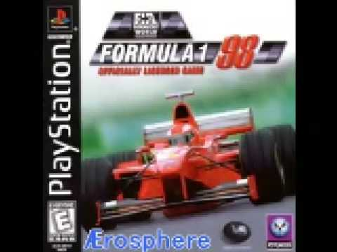 Formula one 98 soundtrack  Menu 1