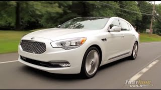 2015 Kia K900 Review - Fast Lane Daily