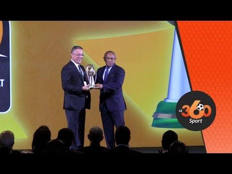 Le360.ma • Le président de la CAF, Ahmad Ahmad fait confiance au Maroc