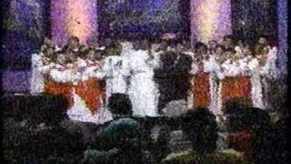True Holiness COGIC Radio Choir / 12 Gates To The City
