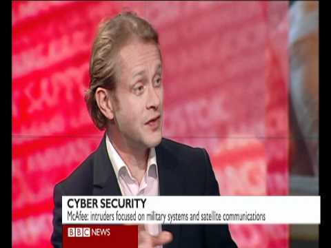BBC report on the sustained cyber attacks on UN, IOC and others
