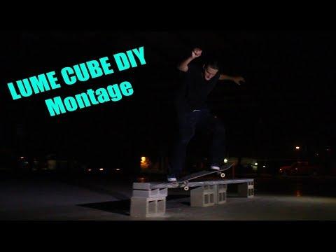 Lume Cube DIY montage