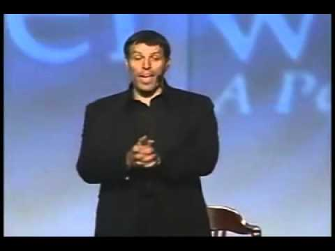 How To Have Self Confidence - Tony Robbins - Stop Kidding Yourself...
