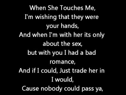 Chris Brown - She ain't you (Lyrics on screen) karaoke  Fame