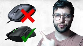 Basic gaming mice guide - Start here