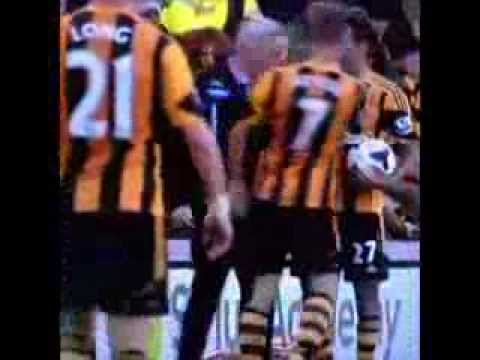 Watch Alan Pardew Headbutt David Meyler HD