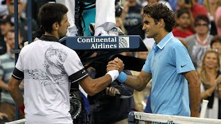 The Best US Open Matches of the Decade | 2010-2019