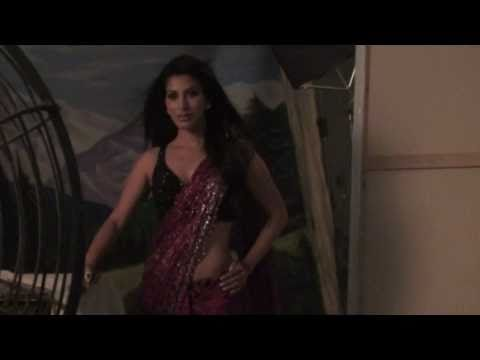 Sophies sexy sari shoot for VOGUE
