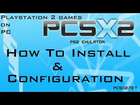 Setup Tutorial for PCSX2 1.0.0/1.2.1 (r5350) + Configuration w/ Final Fantasy X Gameplay/Commentary