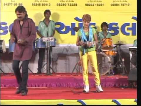 Gujarati Garba Songs Tina Rabari - Lions Club Kalol - 19 10 2012 Part 20 video