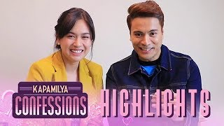 Compatibility Challenge with Yen Santos with Rafael Rosell | Kapamilya Confessions Highlight