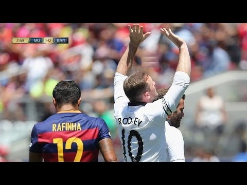 Barcelona vs Manchester United 1-3  All Goals & Highlights 25.07.2015