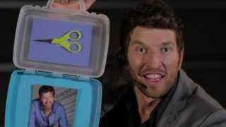 Brett Eldredge - 'Cut Em Just' Right Infomercial