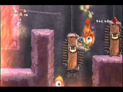 Rayman Legends Daily Challenge 5/18