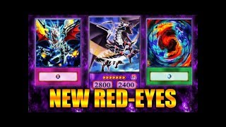 Duel Links - NEW Red-Eyes! Too Strong!