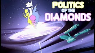 Steven Universe Theory - The Politics of the Diamonds | Theory Thursday