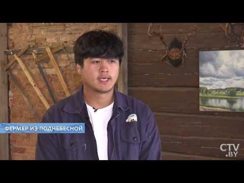 Почему дизайнер из Китая переехал в деревню под Воложином?