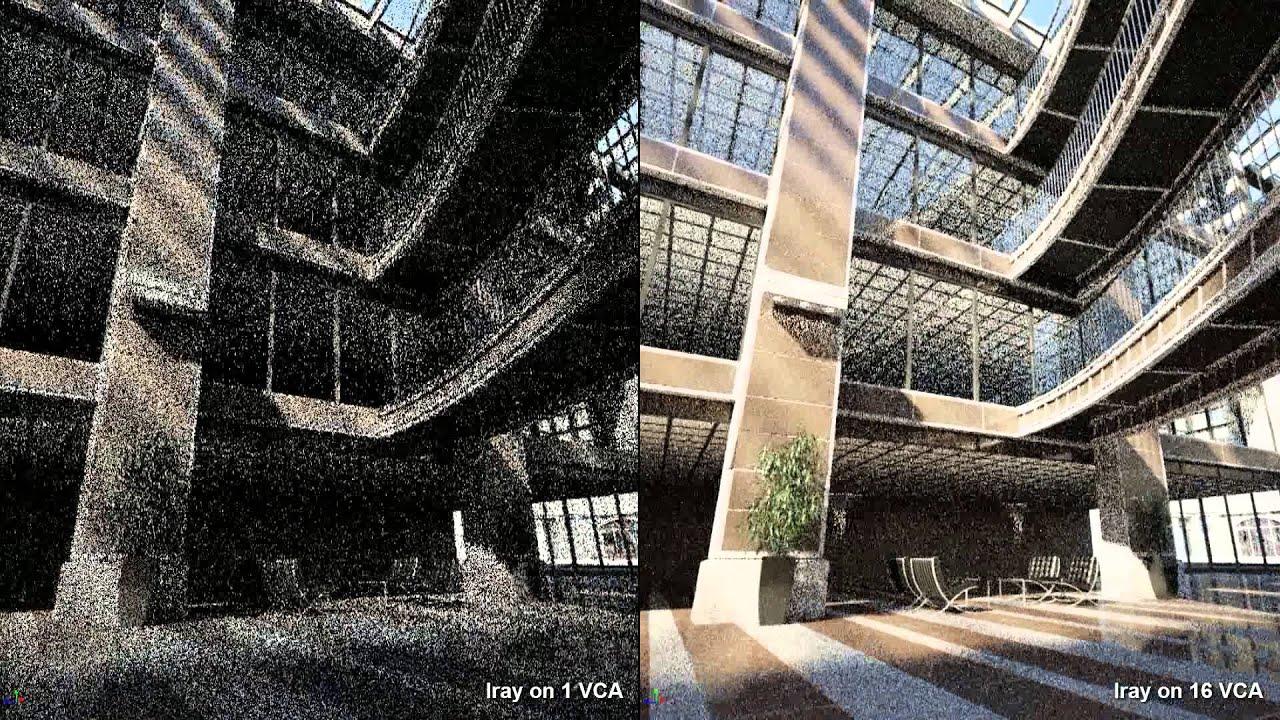 物理ベースのアーキテクチャ可視化