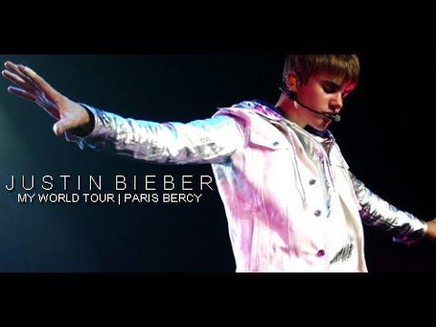 Justin Bieber My World Tour Paris Bercy 29 03 2011 (FULL)